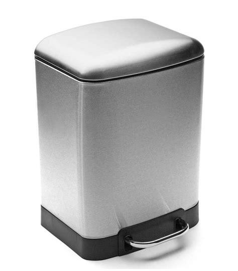 poubelle de salle de bain design wadiga