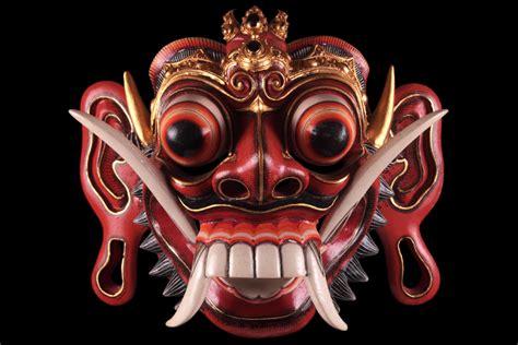 Masker Indo balinese mask www imgkid the image kid has it