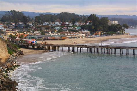 weather oregon house ca capitola beach capitola ca california beaches