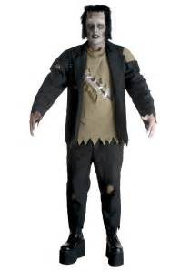 Frankenstein Costume Plus Size Vintage Frankenstein Costume Mens Classic Monster Costumes