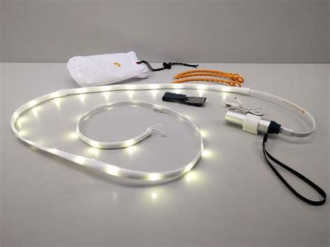Lu Led O6 Lu Led Selang Rope Light Lu Dekorasi 10m Putih luminoodle led light rope review the gadgeteer