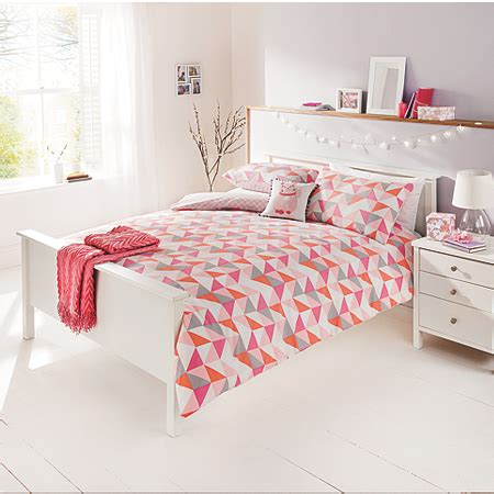 Asda Bedding Sets George Home Orient Geometric Duvet Set Bedding Asda Direct