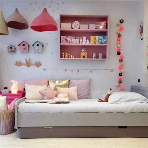 paredes cuartos infantiles habitaciones y dormitorios infantiles en rosa decopeques