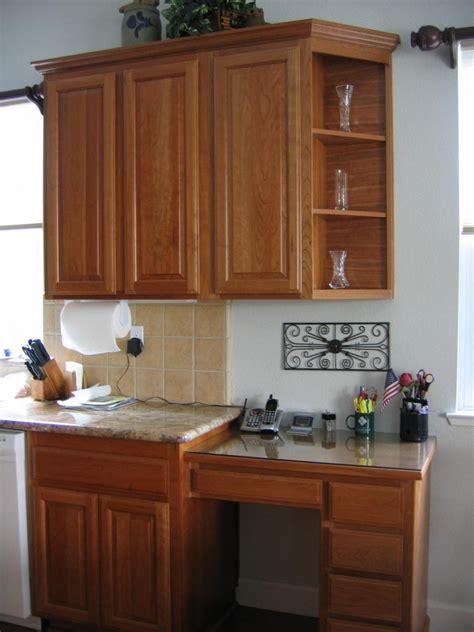 kitchen desk design ideas built in kitchen desk design photos