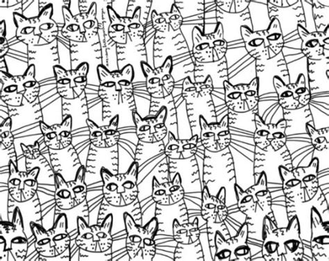 indie patterns black and white cats pattern http www hawaiidermatology com victorian