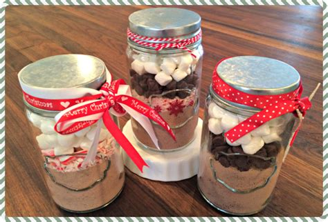 homemade holiday gift hot cocoa mix jenn bare