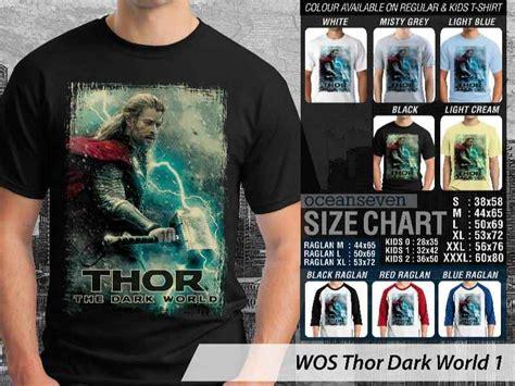 Kaos Thor Wos Thor World 1 kaos thor world family kaos thor world