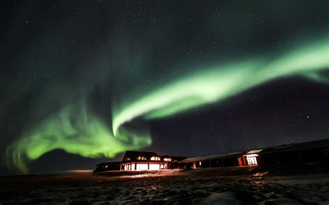 where the light is best hotels for northern lights sightings travel leisure