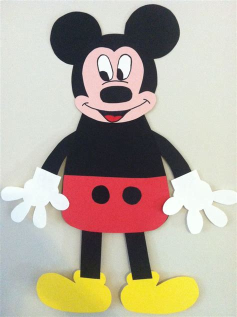 mickey mouse craft projects mickey mouse project for the at school this week