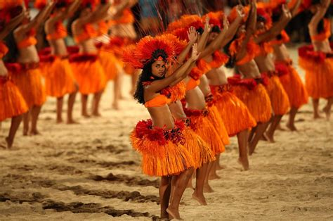 polynesian music dance tahiti nui travel