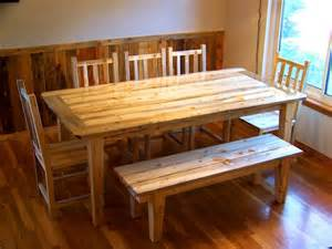 pine dining room sets used pine dining table and chairs
