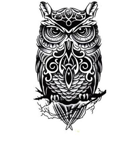 tattoo flash owl owl upper arm temporary tattoo flash jpg 500 215 515 owl