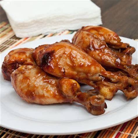 easy crock pot bbq chicken drumsticks boys ahoy