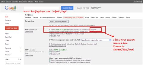 Gmail Email Search How To Find Gmail Account Creation Date