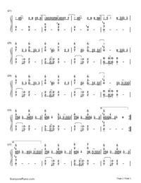 download mp3 adele river lea river lea adele無料の楽譜 五線譜 両手略譜 をダウンロード