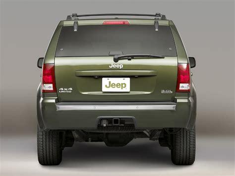 jeep cherokee back jeep grand cherokee