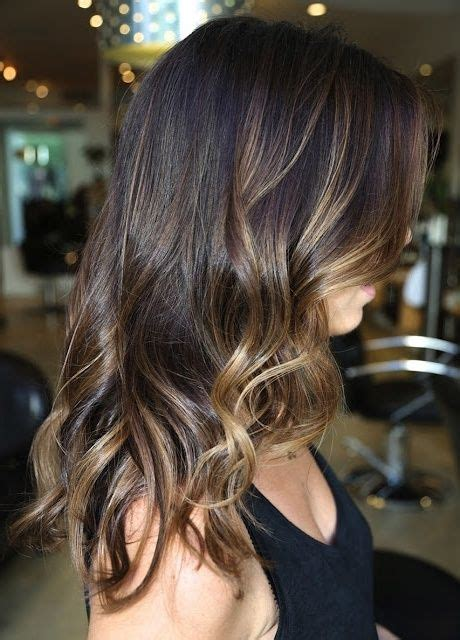 trendy to elegant black hair with caramel highlights best 25 highlights black hair ideas on pinterest black