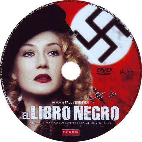 el libro negro de 1496188802 car 225 tula dvd de el libro negro caratulas com