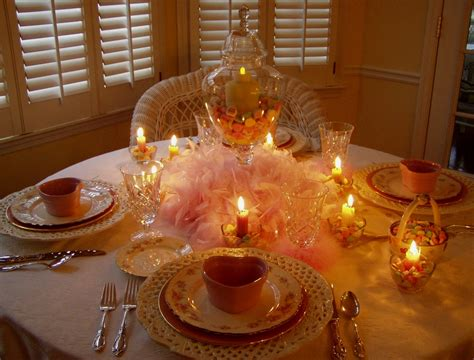 s day table decorations valentine s tablescape