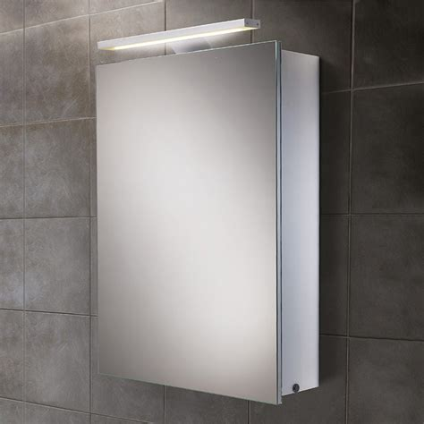 illuminated mirrored bathroom cabinets galaxy illuminated mirrored cabinet