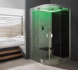 steam bath with shower new hoesch sensesation