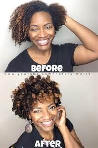 perm rod hair styles on hair perm rod greatness for short natural hair curlynikki