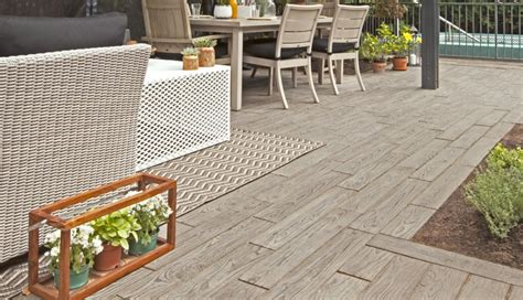 wood patio pavers the best landscape patio paving choices what s new