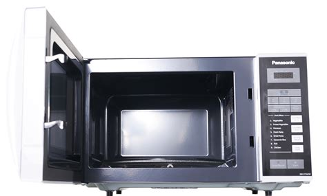 Panasonic Microwave Nnsm322 25 Liter panasonic nn st342w 800w 25l white microwave oven best price on hagglefree