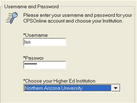 html tutorial username password cps for powerpoint