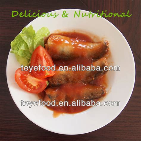 Pronas Sardines Tomato Sauce 155g canned sardines in tomato sauce 155g products china