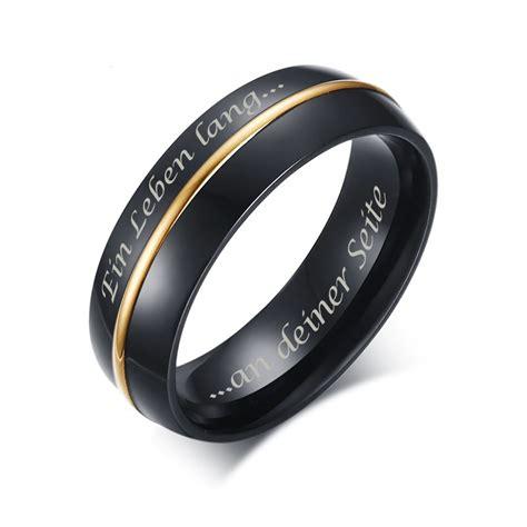 verlobungsringe schwarz freundschaftsring verlobungsring schwarz