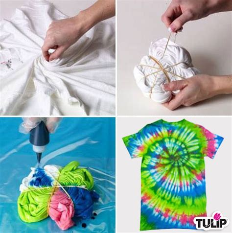 who wants to tie dye with us we ll show you the spiral