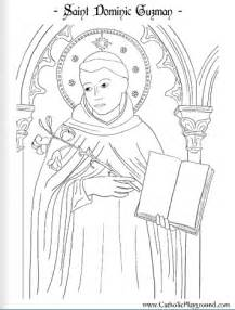 saints coloring pages catholic playground