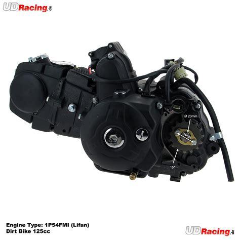 125ccm Motorrad Ersatzteile by Motor 125 Ccm Lifan 1p54fmi Dirt Bike Motor 107cc 110cc