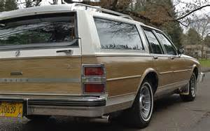 Buick Electra Station Wagon 85 Buick Estate Station Wagon 79k Loaded All