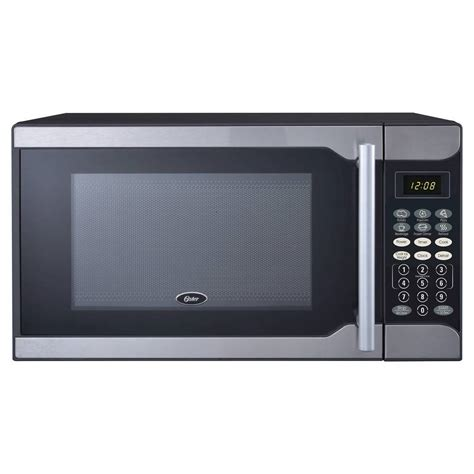 Microwave Oven Advance oster 0 7 cu ft 700 watt microwave oven stainless