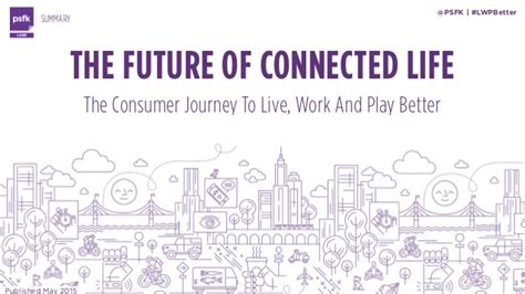 psfk 2017 forecast summary report psfk presents the future of connected life report summary