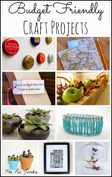 cheap craft projects budget friendly craft projects