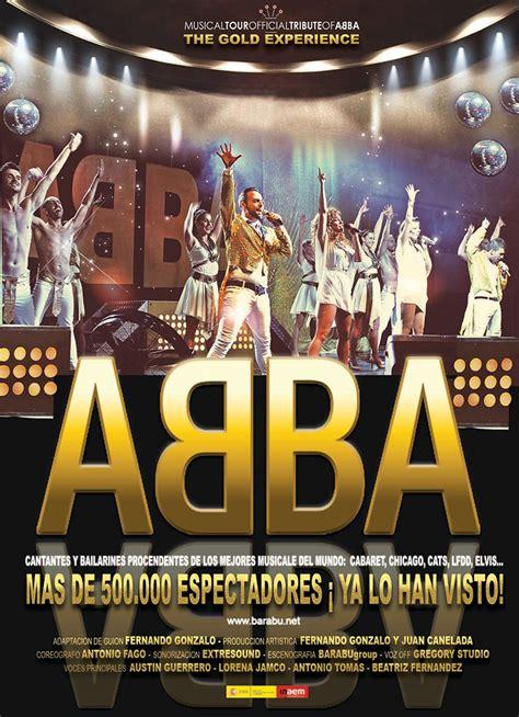 entradas para el musical sorteo de entradas para el musical de abba