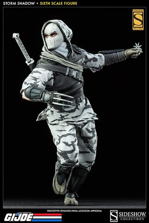 Gi Joe Shadow Assassin 16 Scale g i joe shadow sixth scale figure by sideshow collect sideshow collectibles