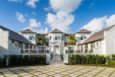 anglo carribean style florida residence period homes