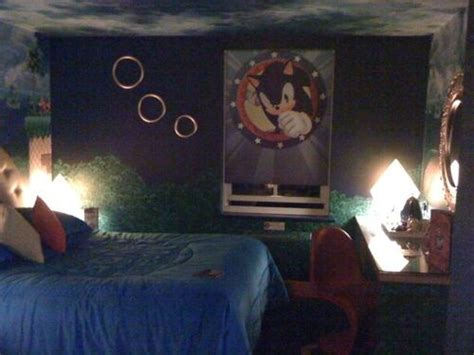sonic the hedgehog wallpaper for bedrooms the sonic the hedgehog room the hotel room gallery