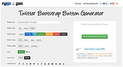 twitter bootstrap layout generator 트위터아이콘 페이스북아이콘소셜 네트워크 서비스 images frompo