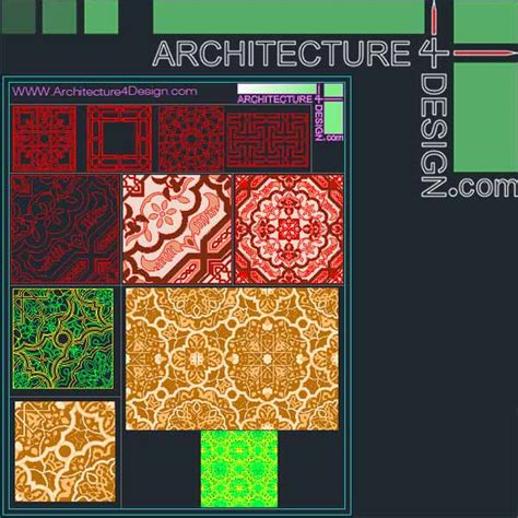 Floor Plans 3d 340 islamic architecture ornament motifs and arches for