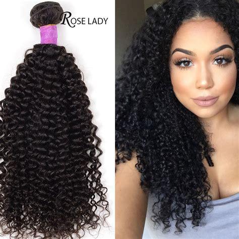 best hair for curly crochet weave rosa hair products malaysian kinky curly virgin hair 3 4