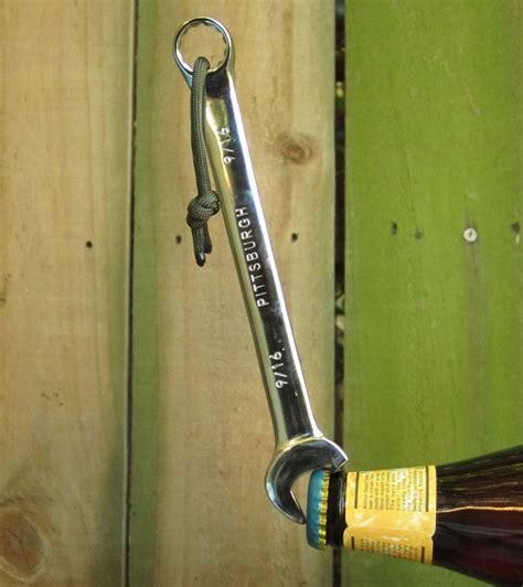 tool bottle opener the tool wrench bottle opener the green