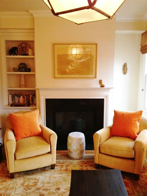 savannah home tour row house decorating ideas dc row house main living room before after