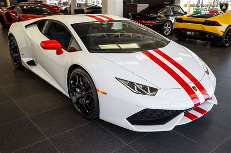 Lamborghini For Sale Lamborghini Huracan With Aesthetic Package Spotted For Sale