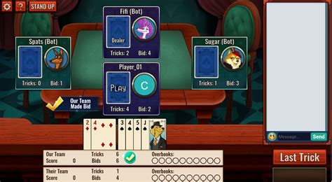 spades hd   card game pogo