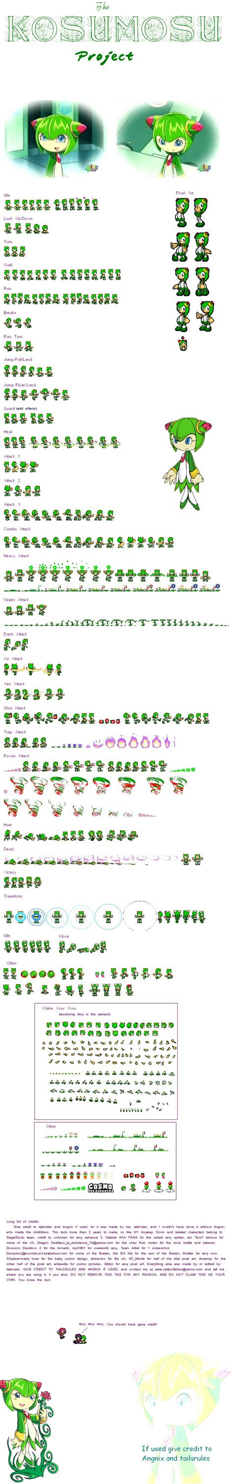 cosmo the cosmo the seedrian sprites by tienchi247 on deviantart
